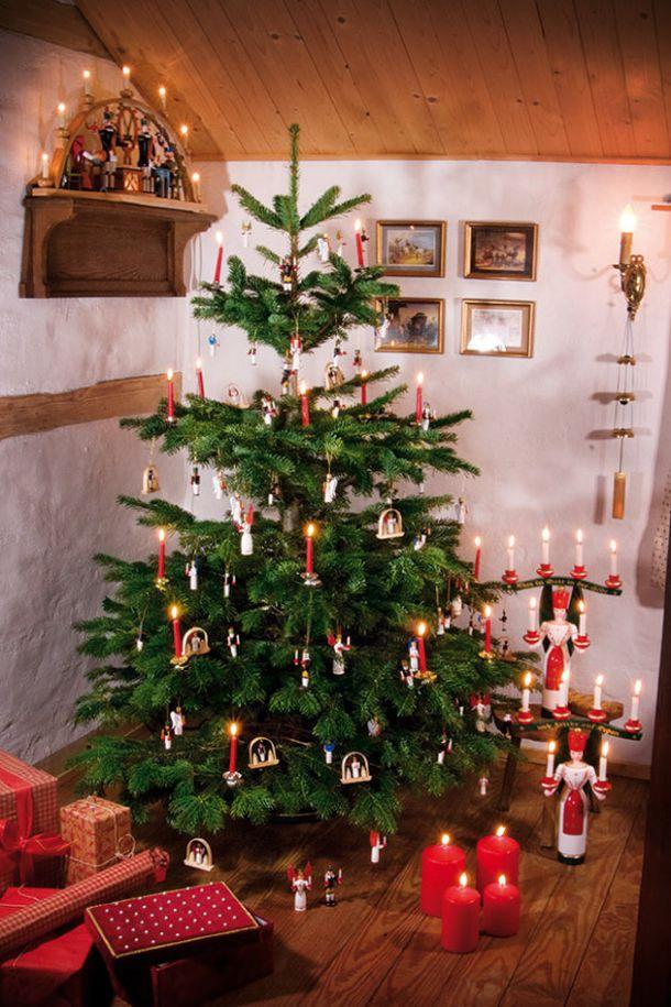 weihnacht tannenbaum sch ne weihnachten. Black Bedroom Furniture Sets. Home Design Ideas