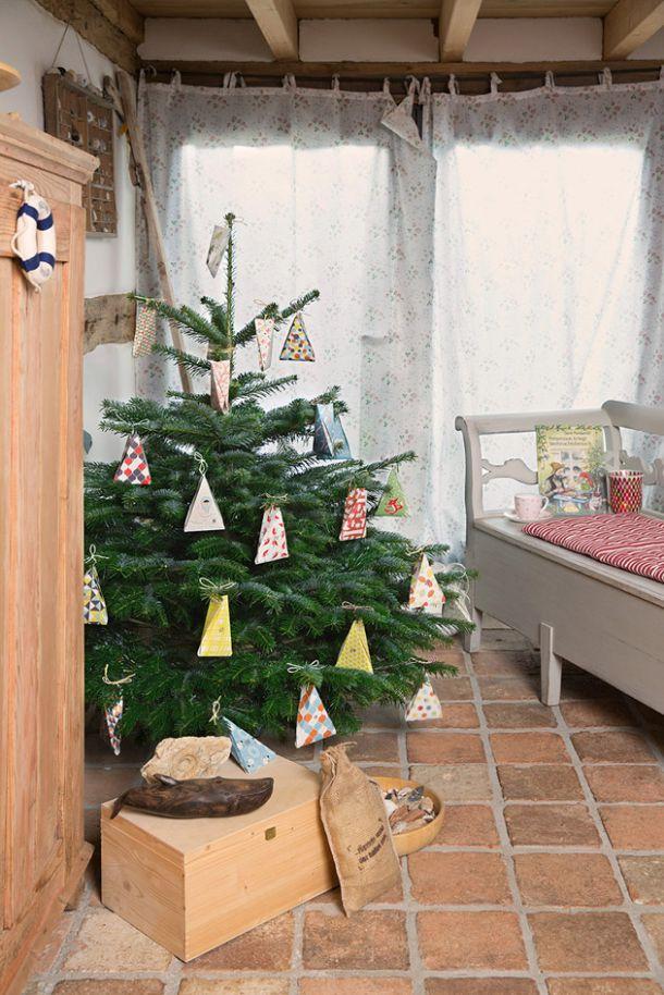 der baum steckt voller ideen sch ne weihnachten. Black Bedroom Furniture Sets. Home Design Ideas